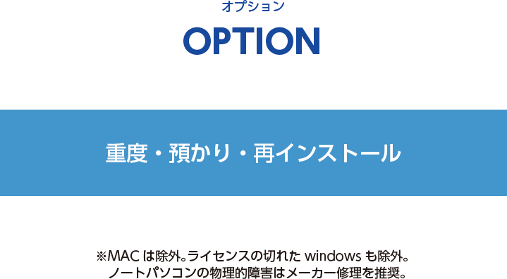 テキスト:オプション