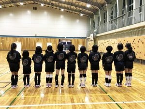 久米バレーボールチーム