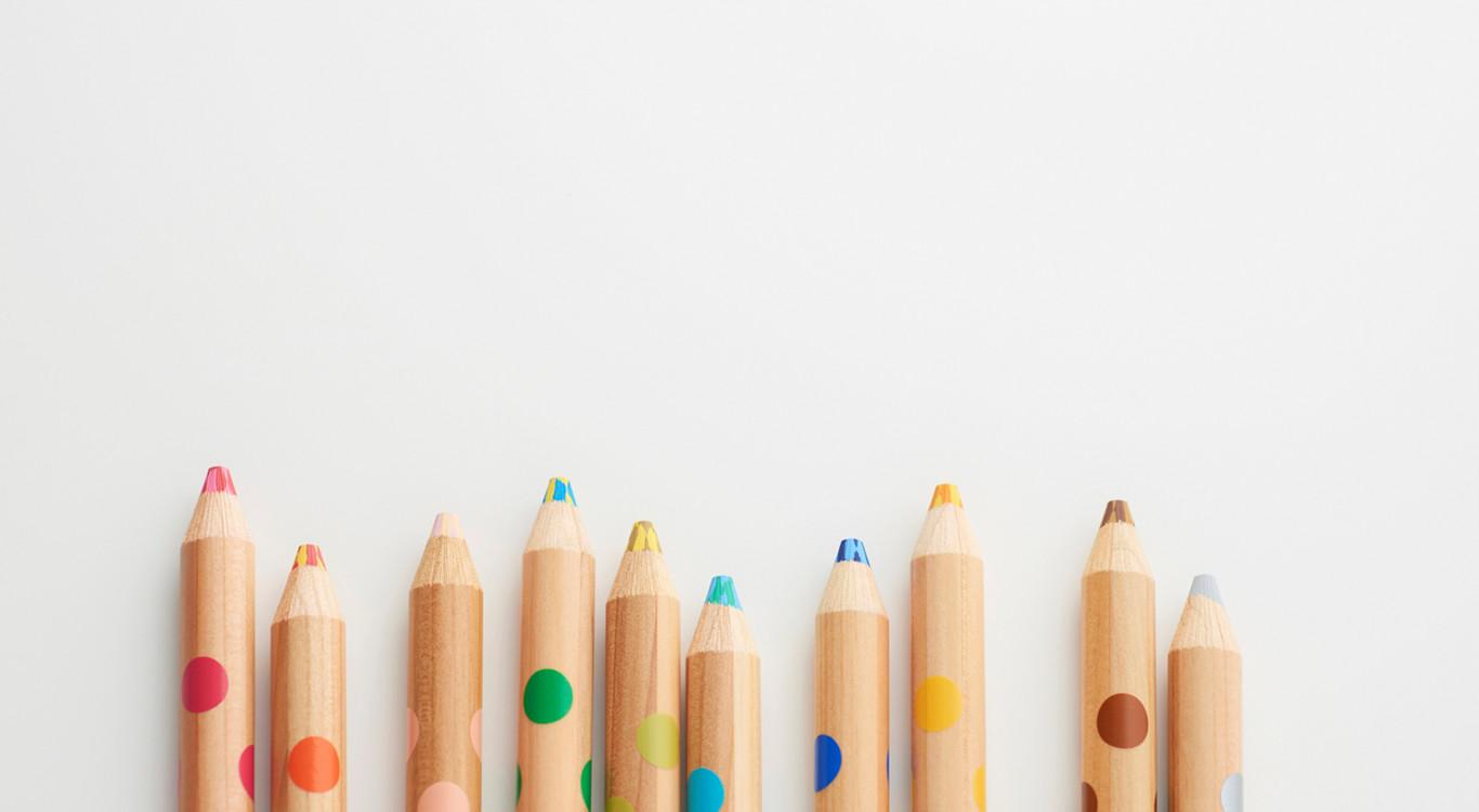 画像:色鉛筆